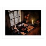 Cocinero - en un cuadro II Postal