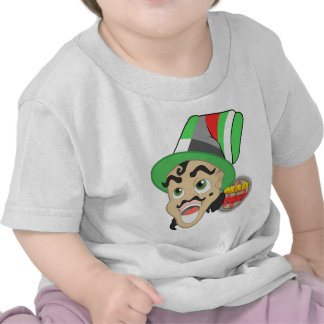 Cocinero enojado camiseta