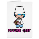 Cocinero Felicitaciones