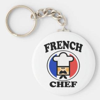 Cocinero francés llavero