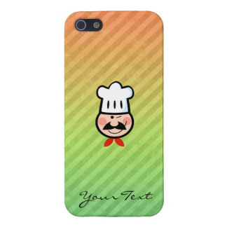 Cocinero iPhone 5 Funda