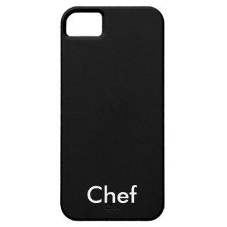 Cocinero Funda Para iPhone 5 Barely There