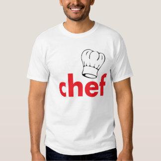 Cocinero futuro polera