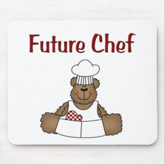 Cocinero futuro tapetes de ratones
