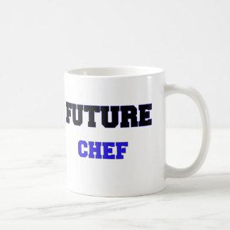 Cocinero futuro taza