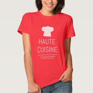 Cocinero gastrónomo francés de la cocina de Haute Playeras