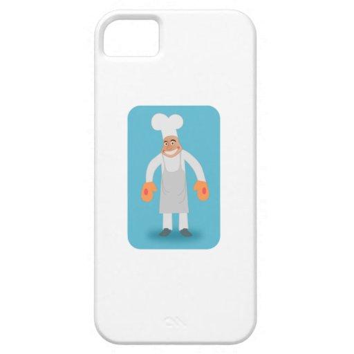 Cocinero iPhone 5 Protector