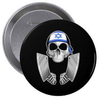 Cocinero israelí 2 pins