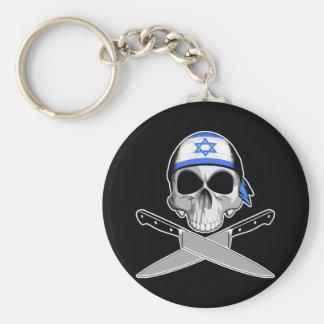 Cocinero israelí llavero