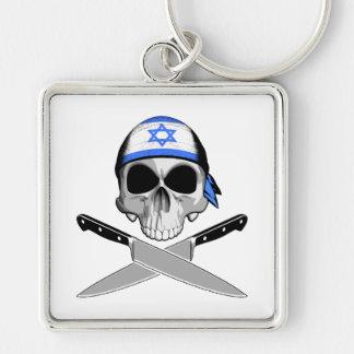 Cocinero israelí llavero personalizado