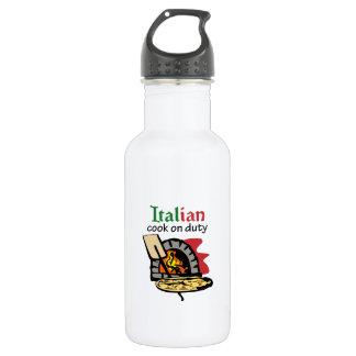 COCINERO ITALIANO DE SERVICIO