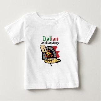 COCINERO ITALIANO DE SERVICIO PLAYERA