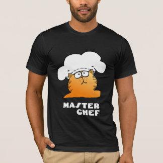 Cocinero lindo/cocinero lindo del dibujo animado playera
