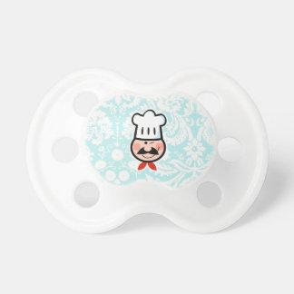 Cocinero Lindo Chupetes Para Bebés