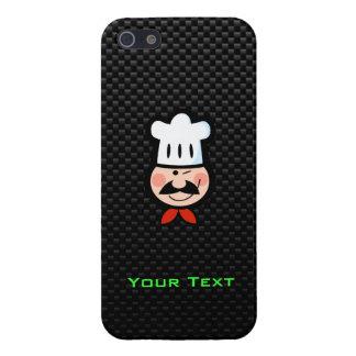 Cocinero liso iPhone 5 funda