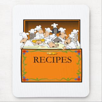 Cocinero Mousepad
