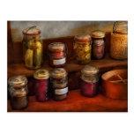 Cocinero - país - preservar historia postales
