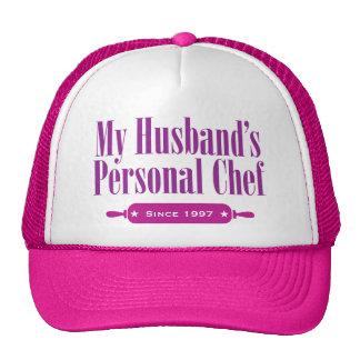 Cocinero personal de los maridos, desde 1997 gorras de camionero