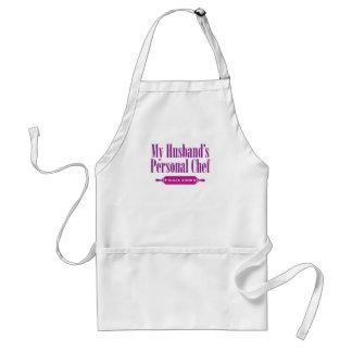 Cocinero personal de los maridos desde 2009 delantales