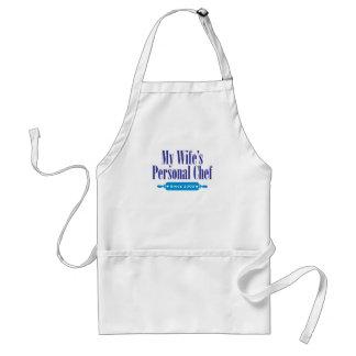 Cocinero personal de Wifes desde 2003 Delantal