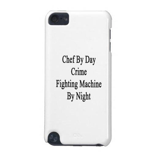 Cocinero por la máquina que lucha del crimen del d funda para iPod touch 5G
