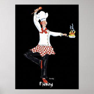 cocinero-poster póster