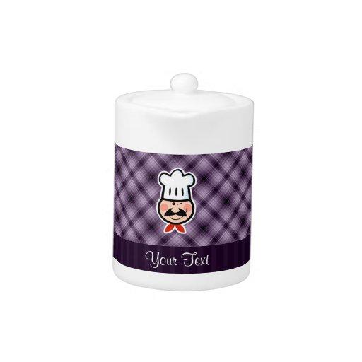 Cocinero púrpura