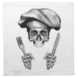 Cocinero Servilletas De Papel