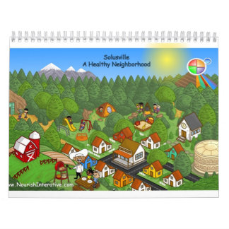 Cocinero Solus de 2013 calendarios