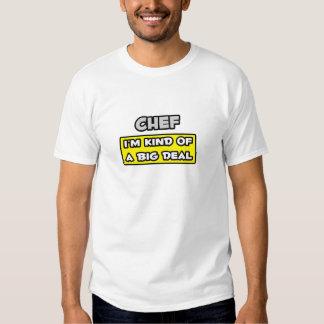 Cocinero. Soy un poco una gran cosa Camisas