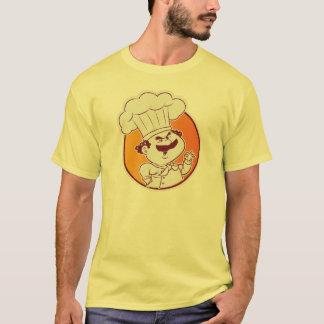 Cocinero torpe (#1) playera