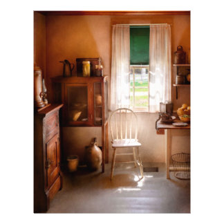 """Cocinero - una cocina de la cabaña folleto 8.5"""" x 11"""""""