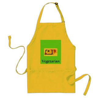"""Cocinero vegetariano - """"abrigo tailandés"""" - modifi delantal"""