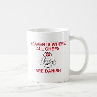 Cocineros daneses taza