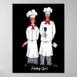 Cocineros de Kniving - poster