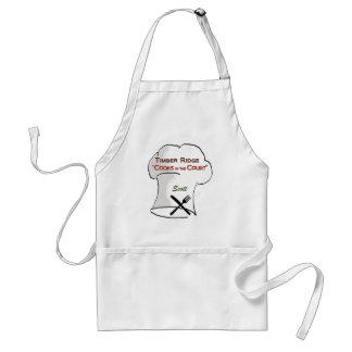 Cocineros en la corte - Scott de Ridge de la mader Delantales