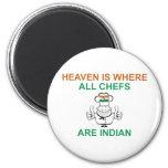 Cocineros indios iman