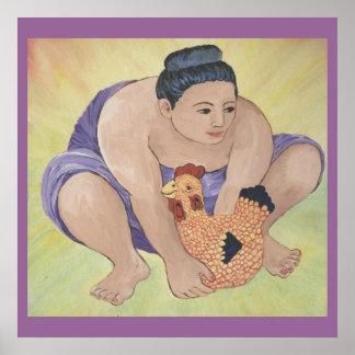 Cocino Chicken Poster