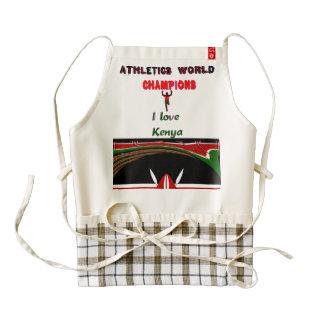 Cocino para el delantal del CORAZÓN de Zazzle del Delantal Zazzle HEART