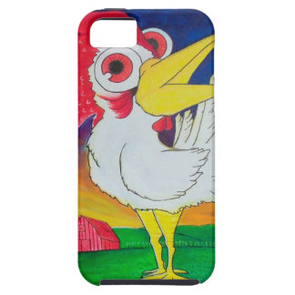 Cock-A-Doodle-Doo iPhone 5 Cases