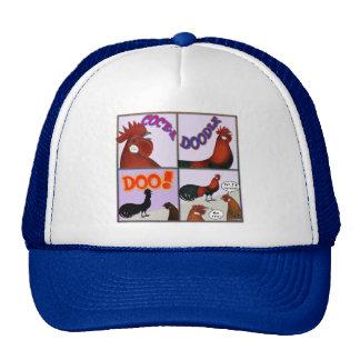 Cock-A-Doodle-Doo! Trucker Hat