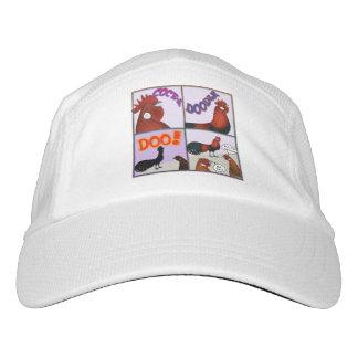 Cock-A-Doodle-Doo! Headsweats Hat
