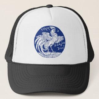 Cock-a-Doodle-Doo Trucker Hat