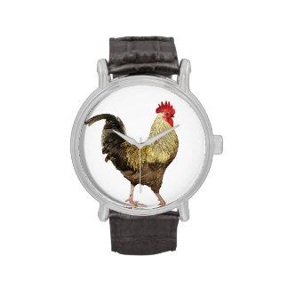 Cock-a-doodle-doo Watch