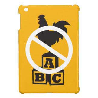 Cock Block iPad Mini Case