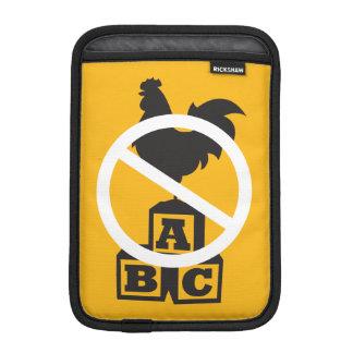 Cock Block iPad Mini Sleeve