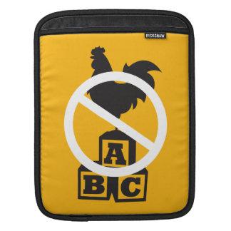 Cock Block iPad Sleeve