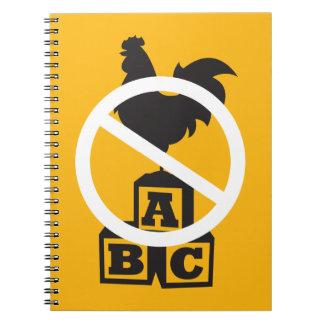 Cock Block Notebook