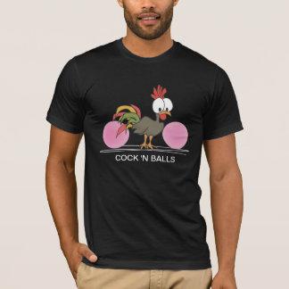 COCK 'N' BALLS - The Cock Shop T-Shirt