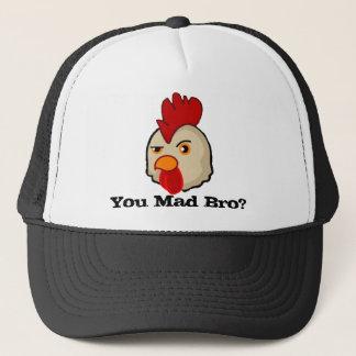 Cock With Attitude Trucker Hat